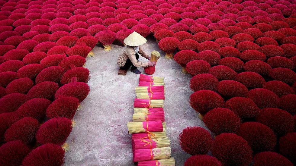 CNN chọn ảnh tượng Phật ở Đà Nẵng vào top 50 ảnh du lịch đẹp - Ảnh 1.