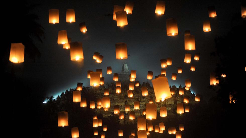 CNN chọn ảnh tượng Phật ở Đà Nẵng vào top 50 ảnh du lịch đẹp - Ảnh 10.