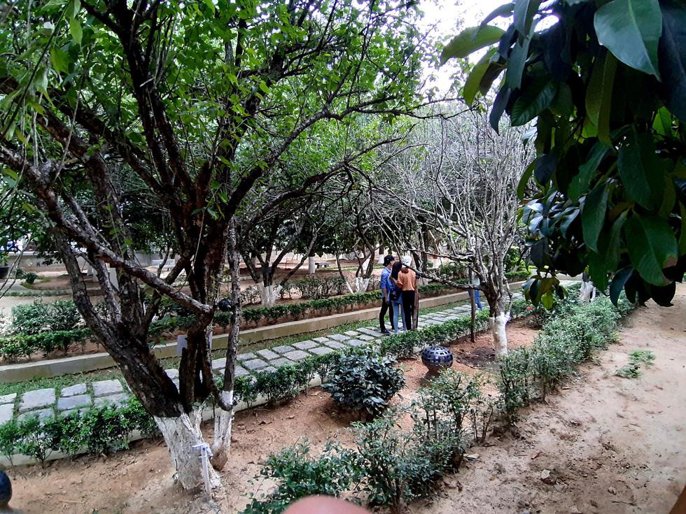 Thăm ngôi nhà vườn đặc sắc nhất xứ Huế - Ảnh 8.