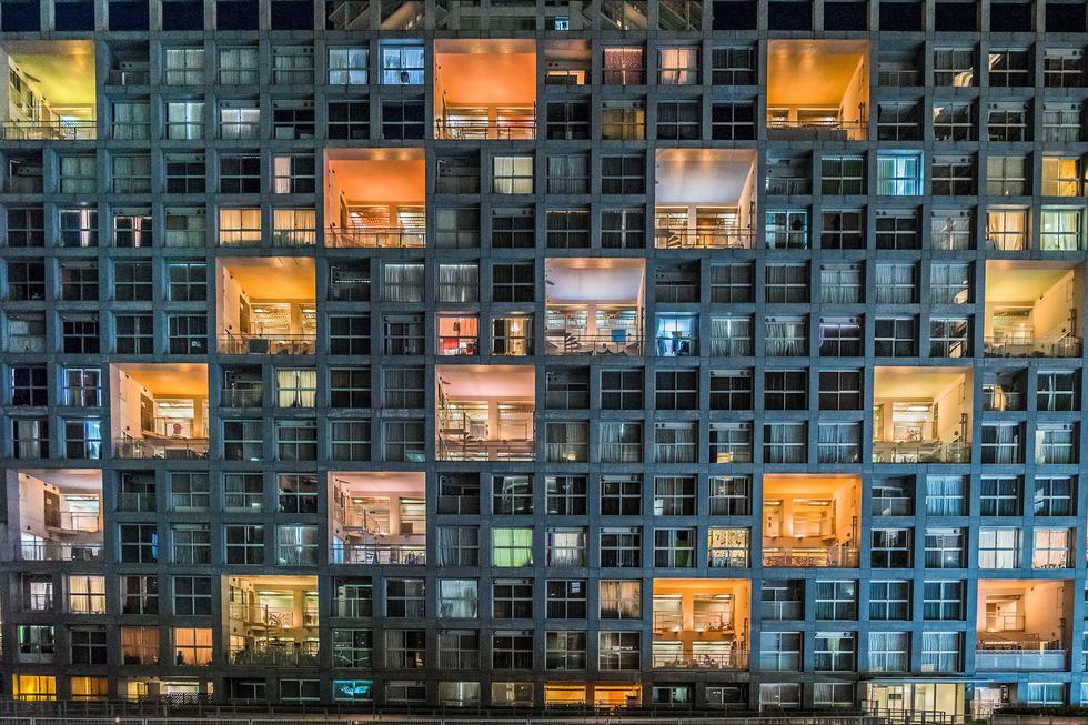 22 bức ảnh kiến trúc đô thị đẹp bất ngờ - Ảnh 1.