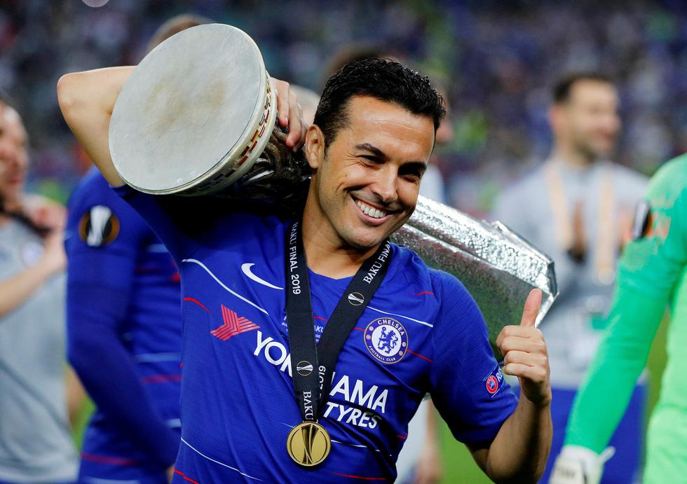 Chelsea tưng bừng ăn mừng chức vô địch Europa League - Ảnh 8.