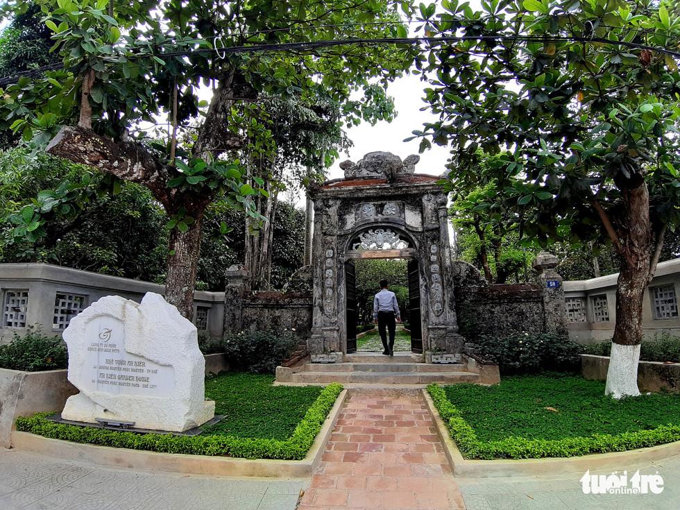Thăm ngôi nhà vườn đặc sắc nhất xứ Huế - Ảnh 1.