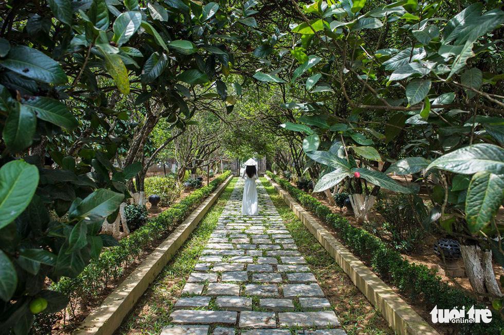 Thăm ngôi nhà vườn đặc sắc nhất xứ Huế - Ảnh 3.