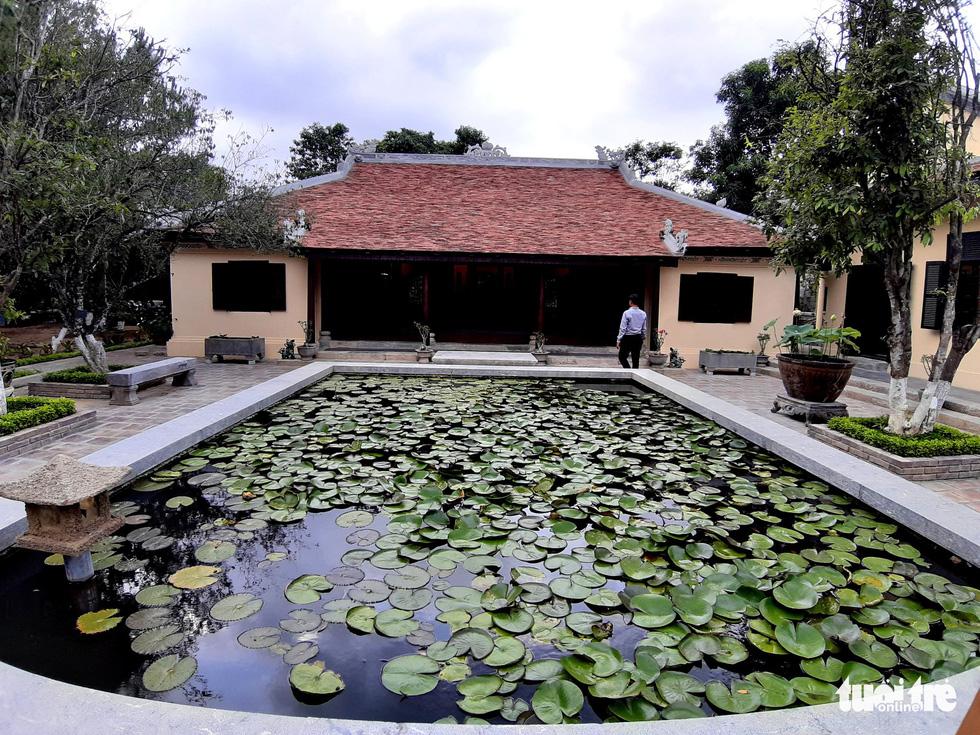 Thăm ngôi nhà vườn đặc sắc nhất xứ Huế - Ảnh 5.