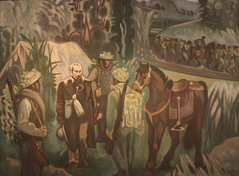 Phát huy tinh thần chiến thắng Điện Biên Phủ, xây dựng Tổ quốc hôm nay - Ảnh 4.