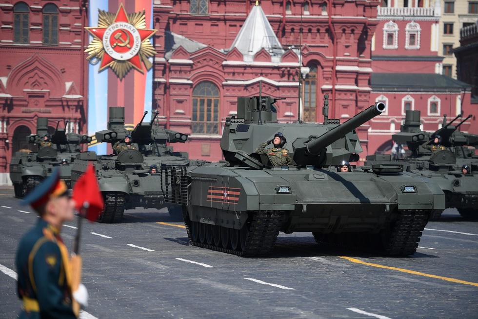 Nga trình diễn nhiều loại vũ khí mới trong duyệt binh Ngày chiến thắng - Ảnh 5.