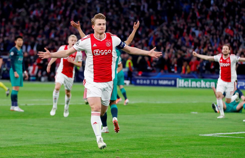 Nước mắt Ajax và nụ cười Tottenham - Ảnh 2.