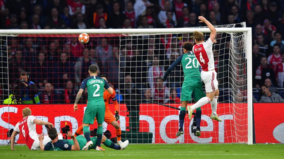 Nước mắt Ajax và nụ cười Tottenham - Ảnh 1.