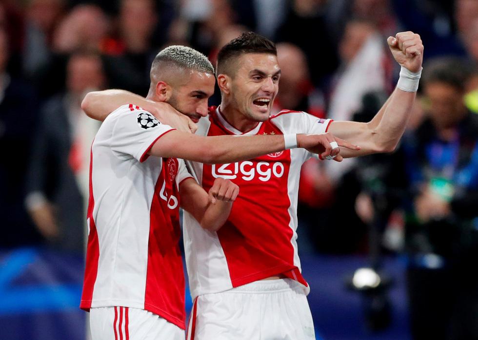 Nước mắt Ajax và nụ cười Tottenham - Ảnh 5.