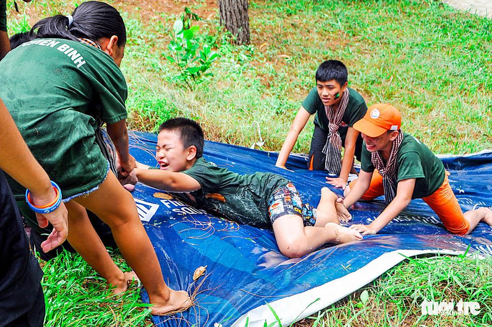 Trẻ em Đà Nẵng học kỹ năng sống, chống xâm hại dịp nghỉ hè - Ảnh 10.