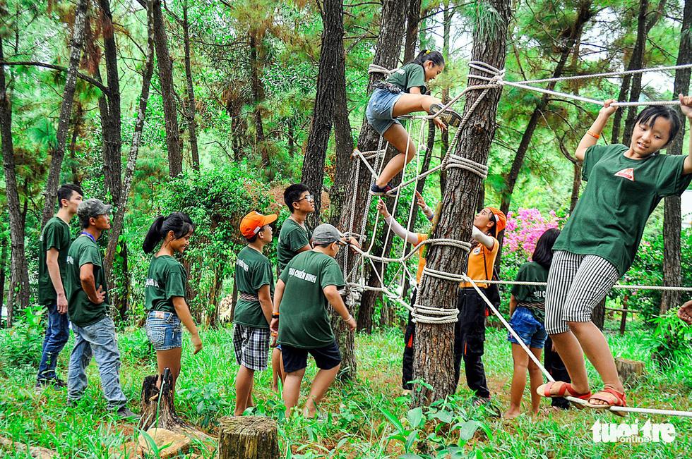 Trẻ em Đà Nẵng học kỹ năng sống, chống xâm hại dịp nghỉ hè - Ảnh 11.