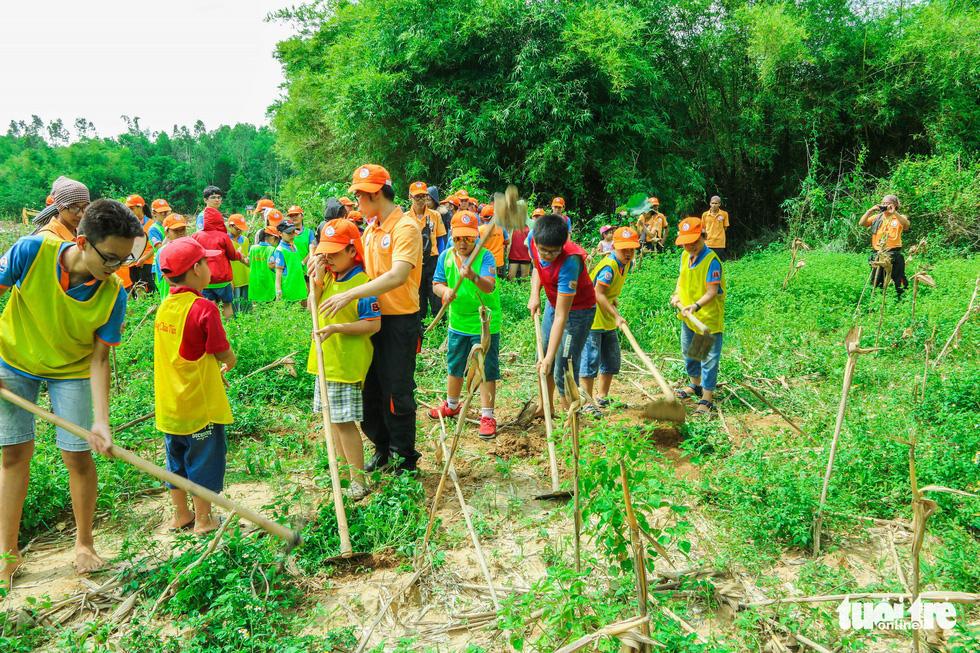 Trẻ em Đà Nẵng học kỹ năng sống, chống xâm hại dịp nghỉ hè - Ảnh 13.