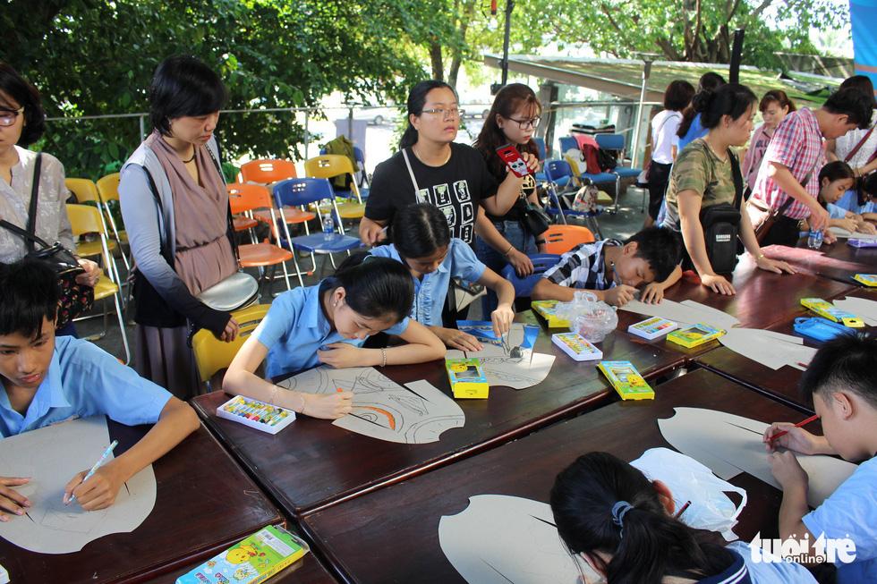 Trẻ em Đà Nẵng học kỹ năng sống, chống xâm hại dịp nghỉ hè - Ảnh 4.