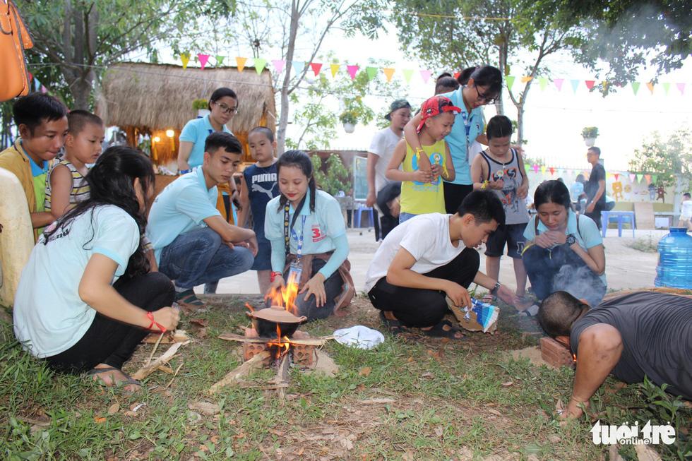 Trẻ em Đà Nẵng học kỹ năng sống, chống xâm hại dịp nghỉ hè - Ảnh 8.