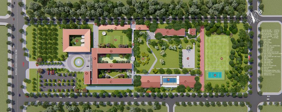 Những điều bạn chưa biết về ngôi trường xanh iSchool Quảng Trị - Ảnh 1.