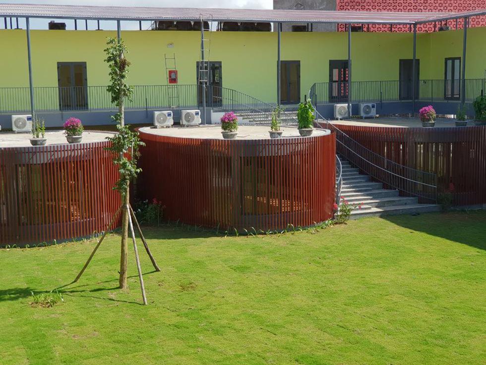 Những điều bạn chưa biết về ngôi trường xanh iSchool Quảng Trị - Ảnh 2.