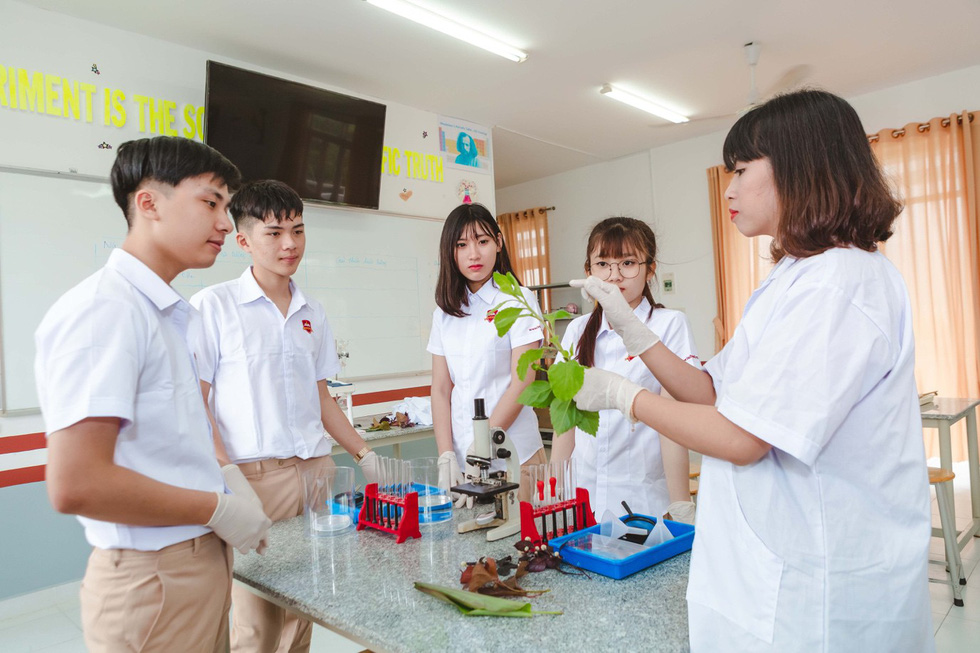 Những điều bạn chưa biết về ngôi trường xanh iSchool Quảng Trị - Ảnh 3.
