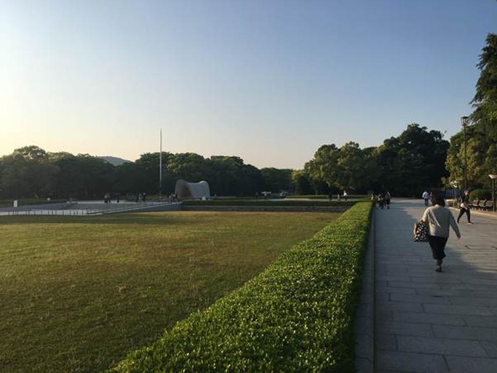 Đến Hiroshima, nơi ngân nga điệu hòa bình - Ảnh 2.