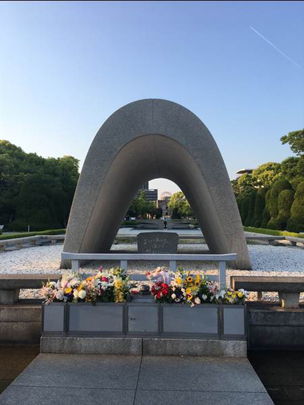 Đến Hiroshima, nơi ngân nga điệu hòa bình - Ảnh 3.