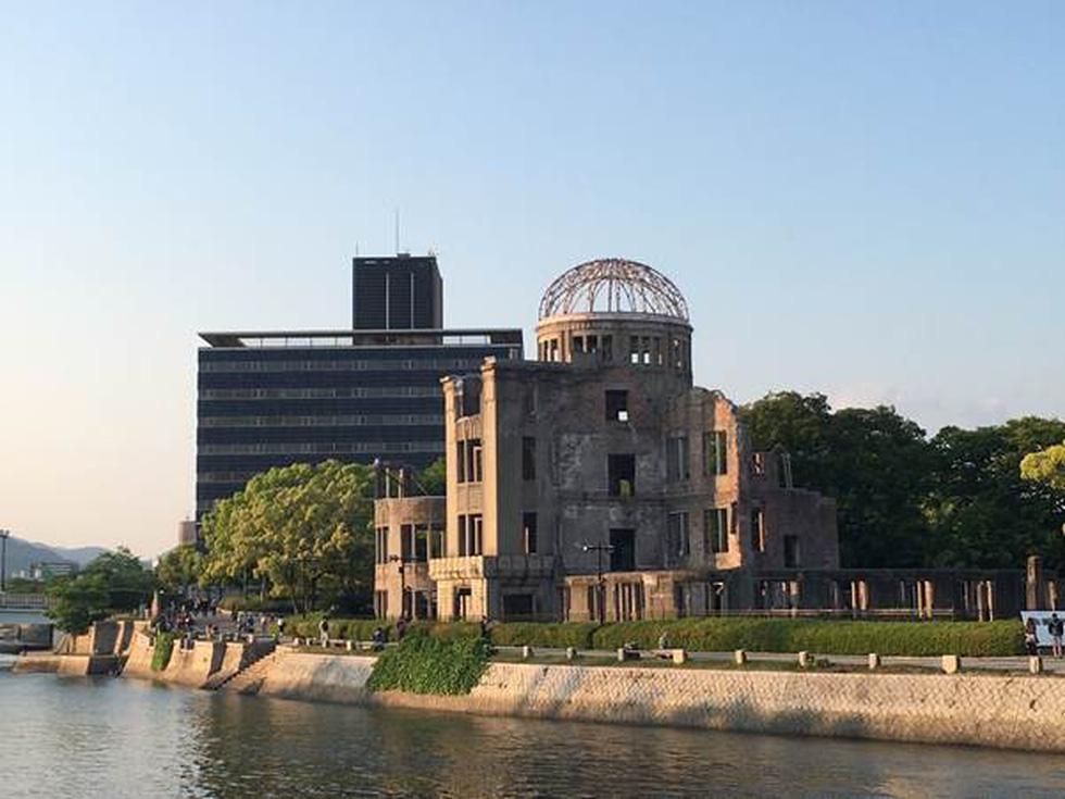 Đến Hiroshima, nơi ngân nga điệu hòa bình - Ảnh 5.