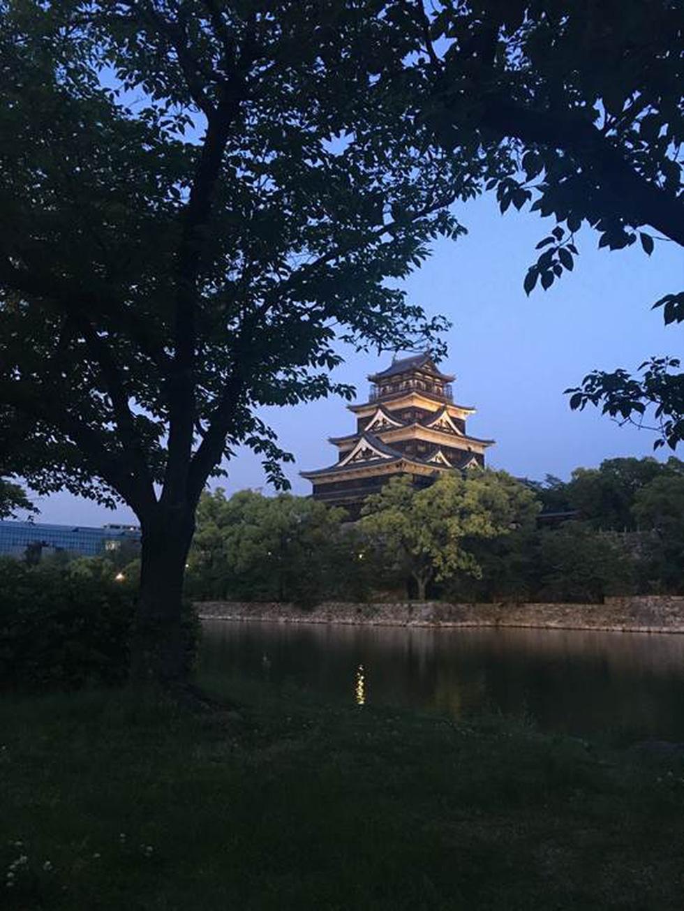 Đến Hiroshima, nơi ngân nga điệu hòa bình - Ảnh 6.