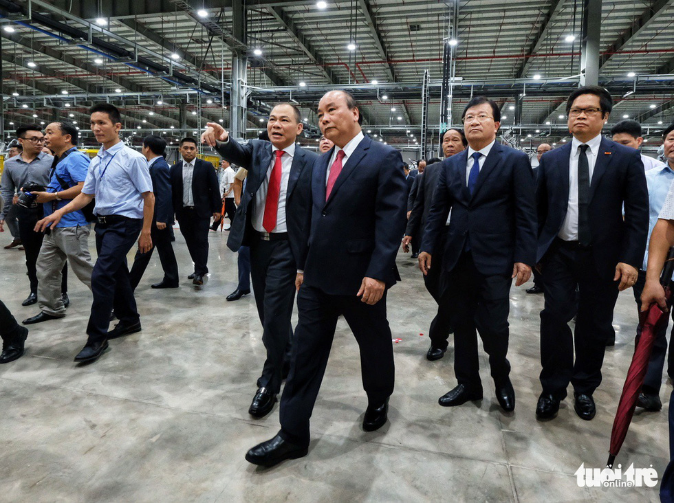 Vinfast chính thức vận hành nhà máy sản xuất ôtô - Ảnh 5.
