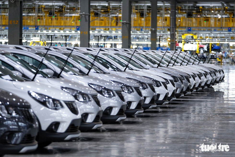 Vinfast chính thức vận hành nhà máy sản xuất ôtô - Ảnh 10.