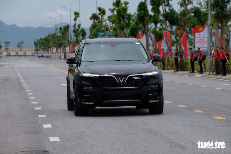 Vinfast chính thức vận hành nhà máy sản xuất ôtô - Ảnh 11.