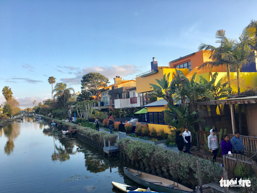 Khám phá kênh đào Venice lãng mạn trong lòng nước Mỹ - Ảnh 6.