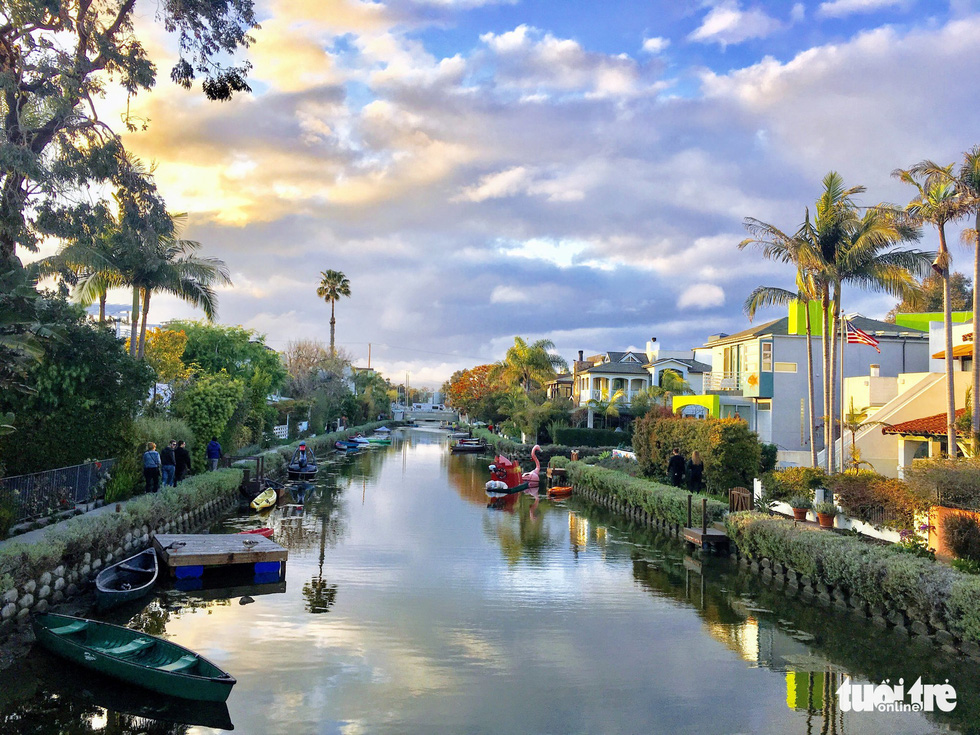 Khám phá kênh đào Venice lãng mạn trong lòng nước Mỹ - Ảnh 5.