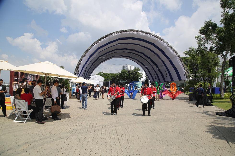 Tổ hợp du lịch nghỉ dưỡng giải trí tăng nhiệt Novaland Expo 2019 - Ảnh 6.
