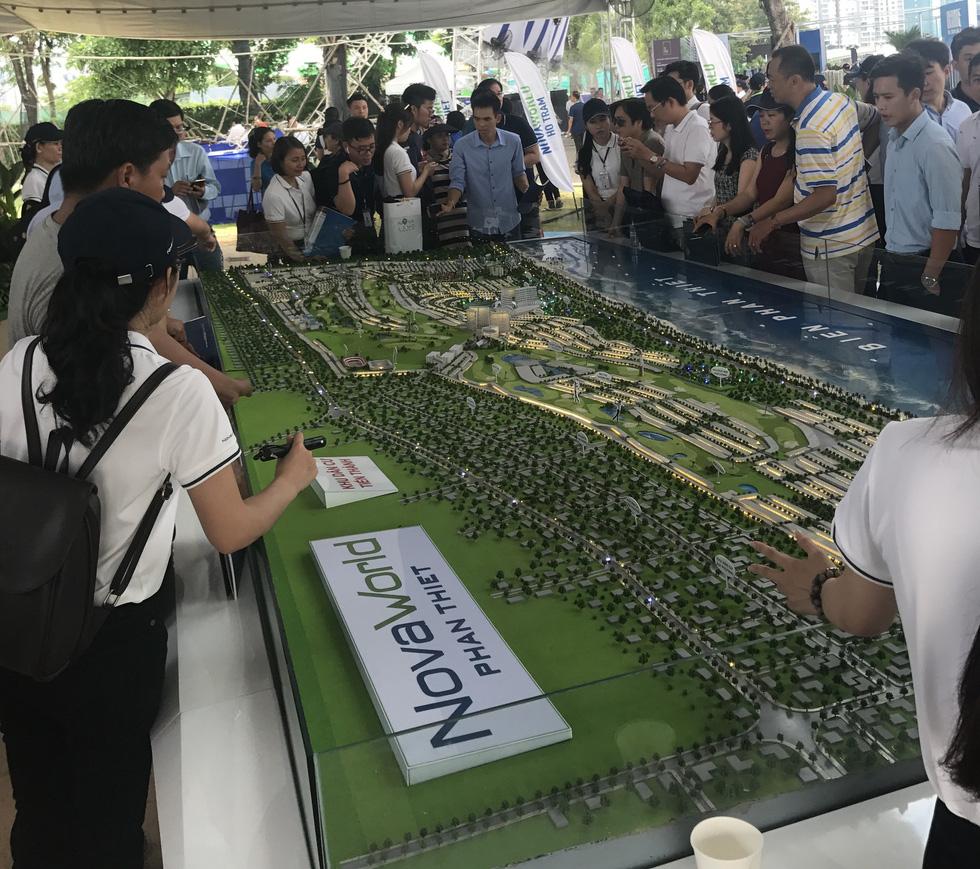 Tổ hợp du lịch nghỉ dưỡng giải trí tăng nhiệt Novaland Expo 2019 - Ảnh 1.