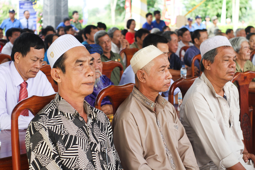 Rực rỡ lễ giỗ Đức Lễ Thành Hầu Nguyễn Hữu Cảnh - Ảnh 5.