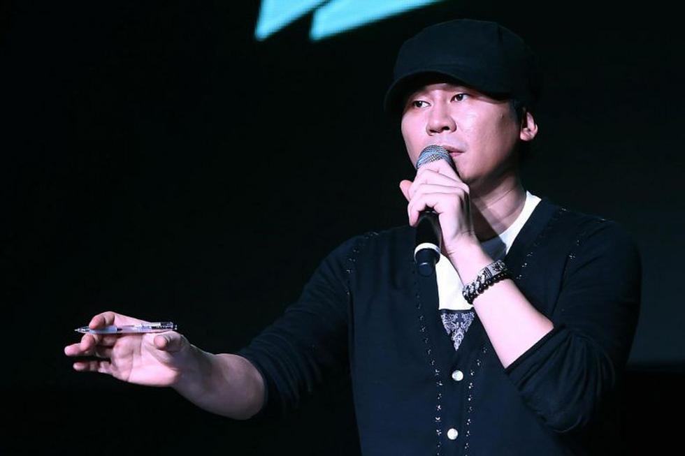 Cuộc đời tỏa sáng và tai tiếng của ông trùm giải trí Hàn Quốc  - Ảnh 1.