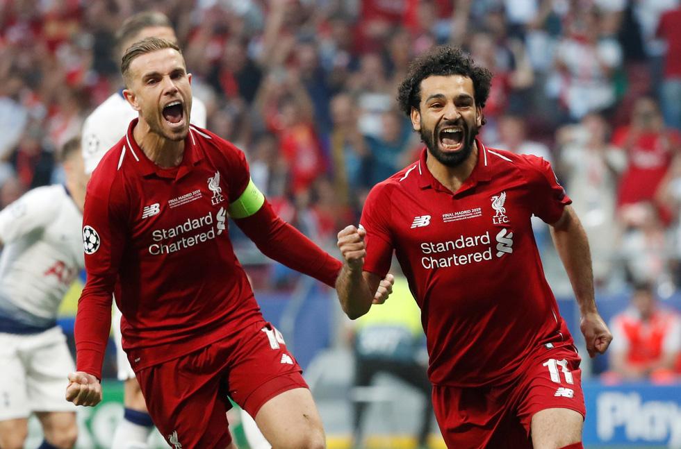 Liverpool tưng bừng ăn mừng chức vô địch Champions League - Ảnh 3.