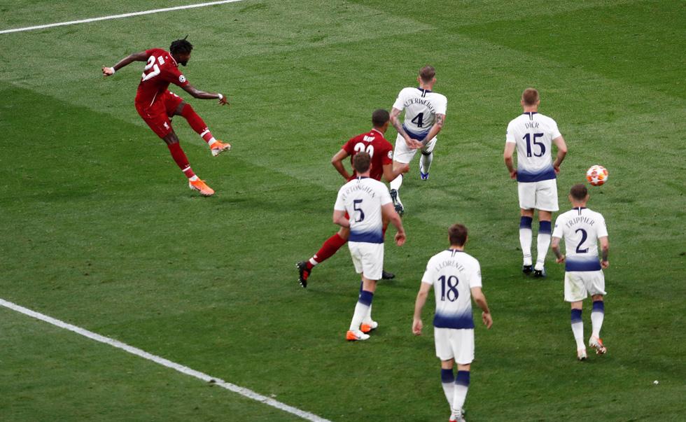Liverpool tưng bừng ăn mừng chức vô địch Champions League - Ảnh 4.