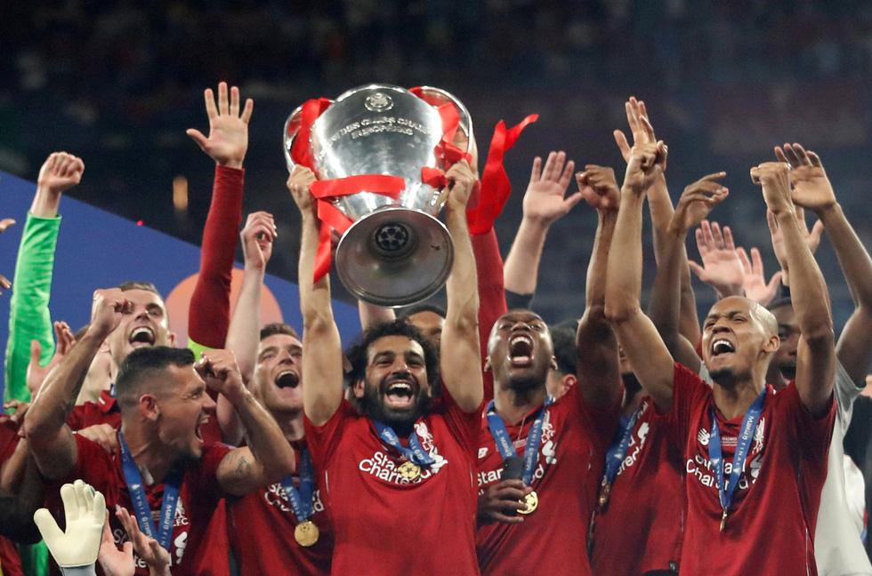 Liverpool tưng bừng ăn mừng chức vô địch Champions League - Ảnh 10.