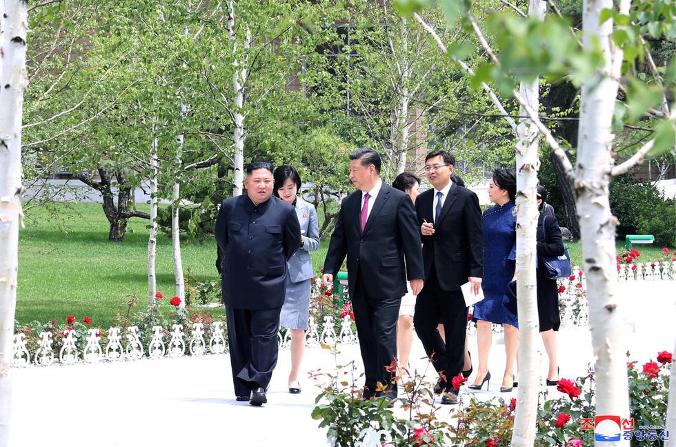Trung - Triều giữ quan hệ sắt son 'bất kể thế giới có ra sao' - Ảnh 5.