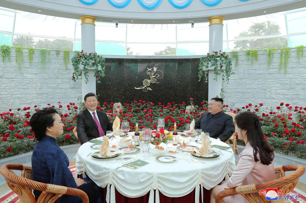 Trung - Triều giữ quan hệ sắt son 'bất kể thế giới có ra sao' - Ảnh 4.