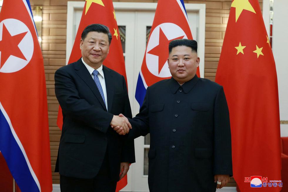 Trung - Triều giữ quan hệ sắt son 'bất kể thế giới có ra sao' - Ảnh 7.