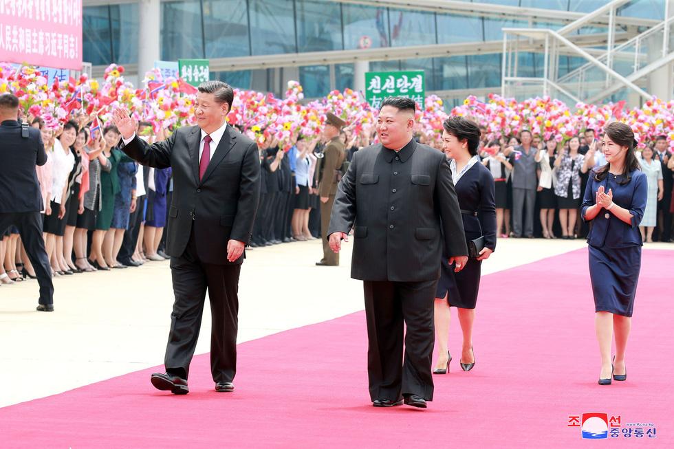 Trung - Triều giữ quan hệ sắt son 'bất kể thế giới có ra sao' - Ảnh 3.
