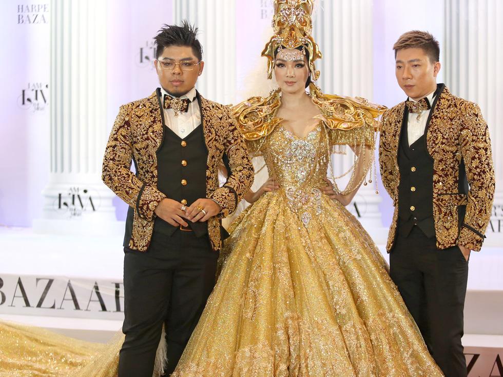 I am Diva của Thu Minh: Đêm điên rồ của nghệ sĩ Việt - Ảnh 11.
