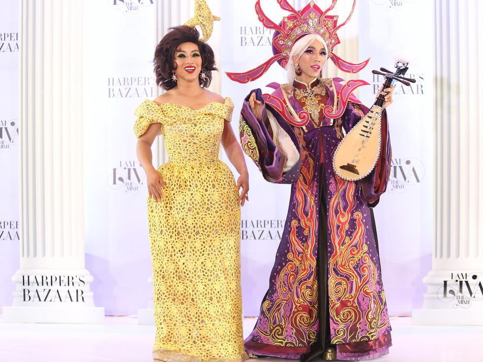 I am Diva của Thu Minh: Đêm điên rồ của nghệ sĩ Việt - Ảnh 28.