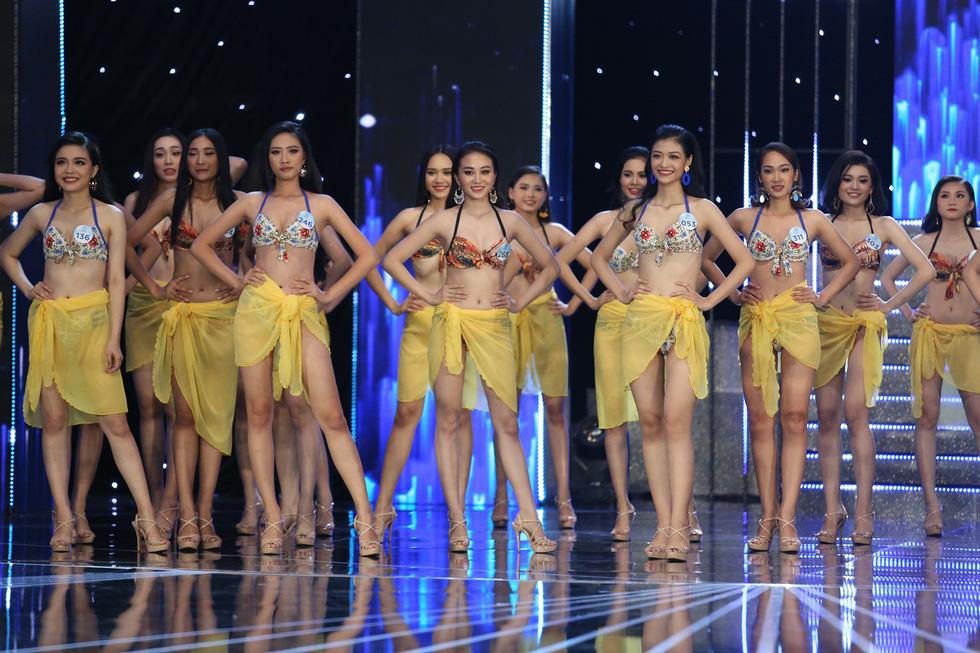 Video phần thi áo tắm Miss World Việt Nam 2019 - Ảnh 3.