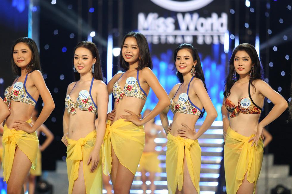 Video phần thi áo tắm Miss World Việt Nam 2019 - Ảnh 4.