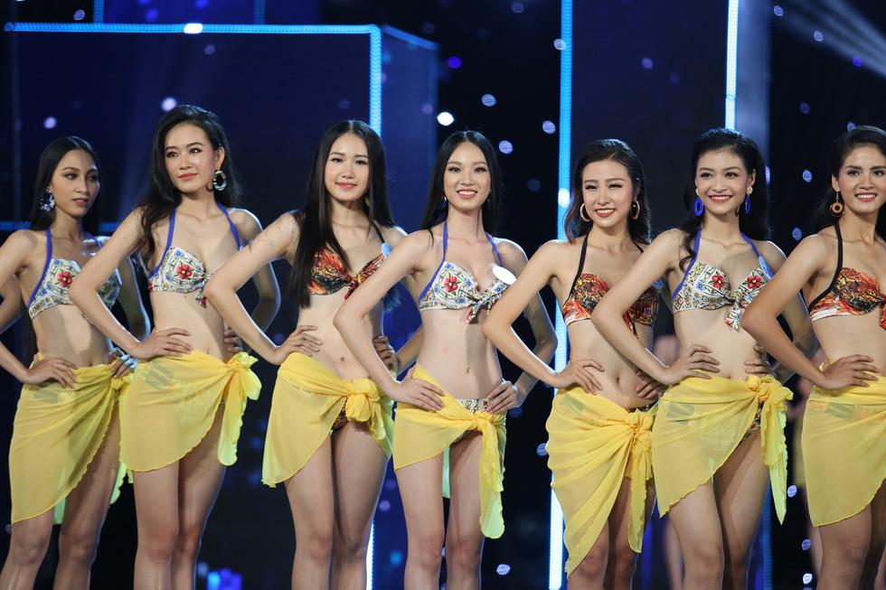 Video phần thi áo tắm Miss World Việt Nam 2019 - Ảnh 5.