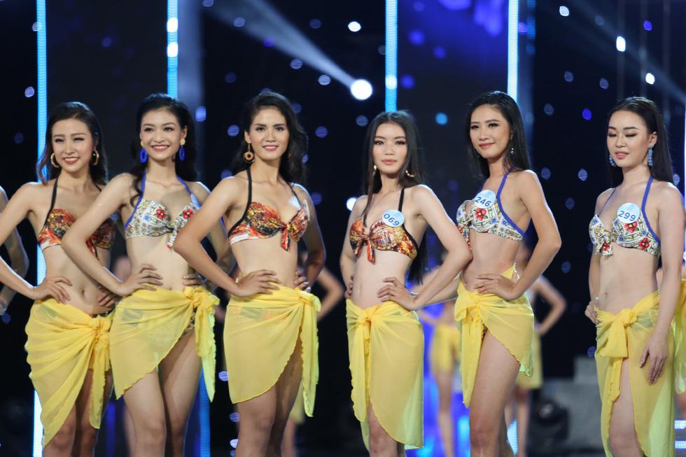 Video phần thi áo tắm Miss World Việt Nam 2019 - Ảnh 6.