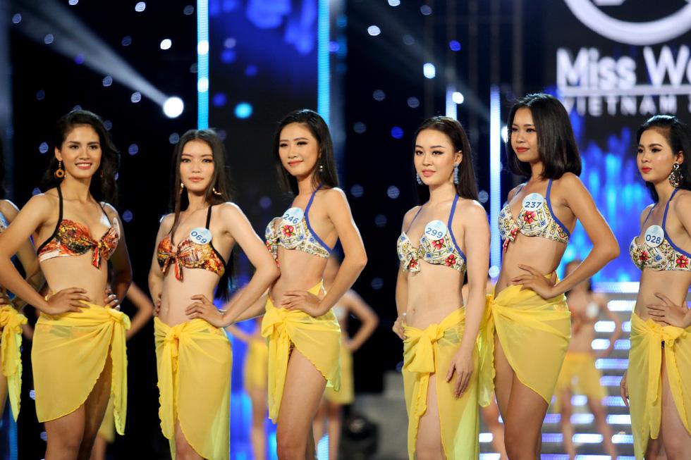 Video phần thi áo tắm Miss World Việt Nam 2019 - Ảnh 7.