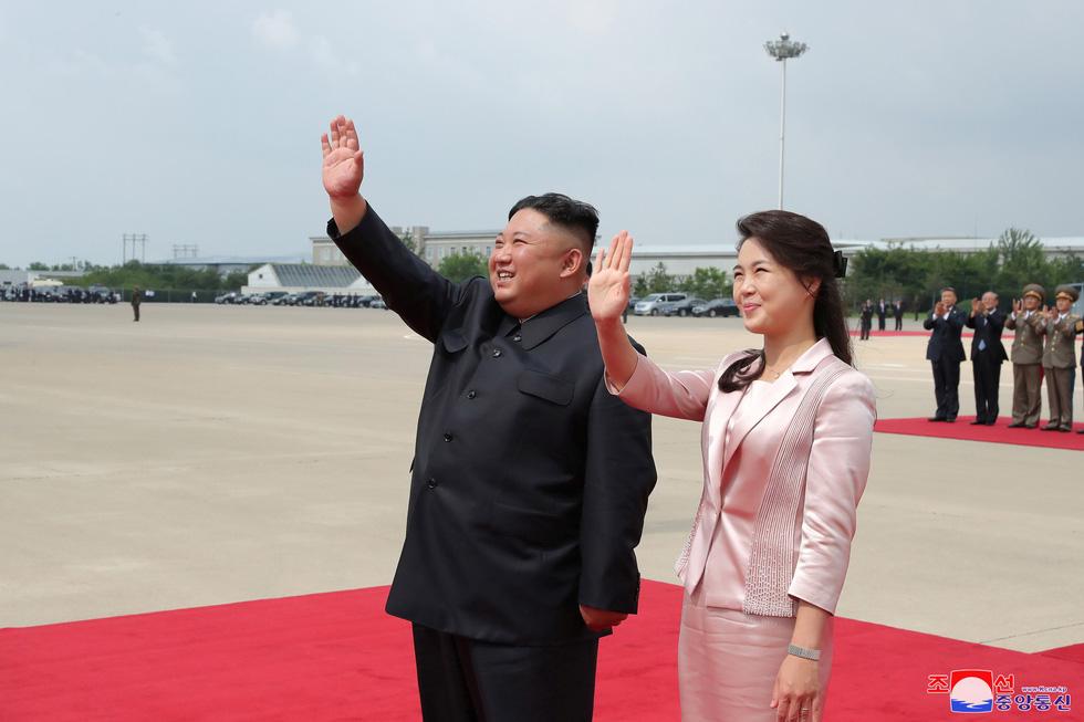 Trung - Triều giữ quan hệ sắt son 'bất kể thế giới có ra sao' - Ảnh 9.