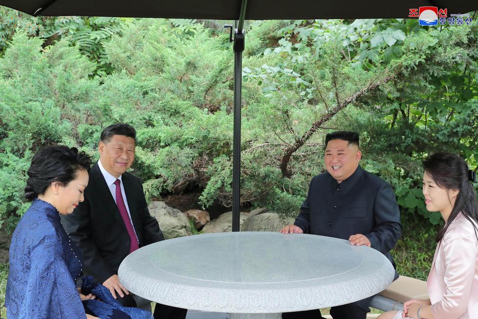 Trung - Triều giữ quan hệ sắt son 'bất kể thế giới có ra sao' - Ảnh 6.